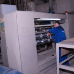 Цех по производству гофрокартона